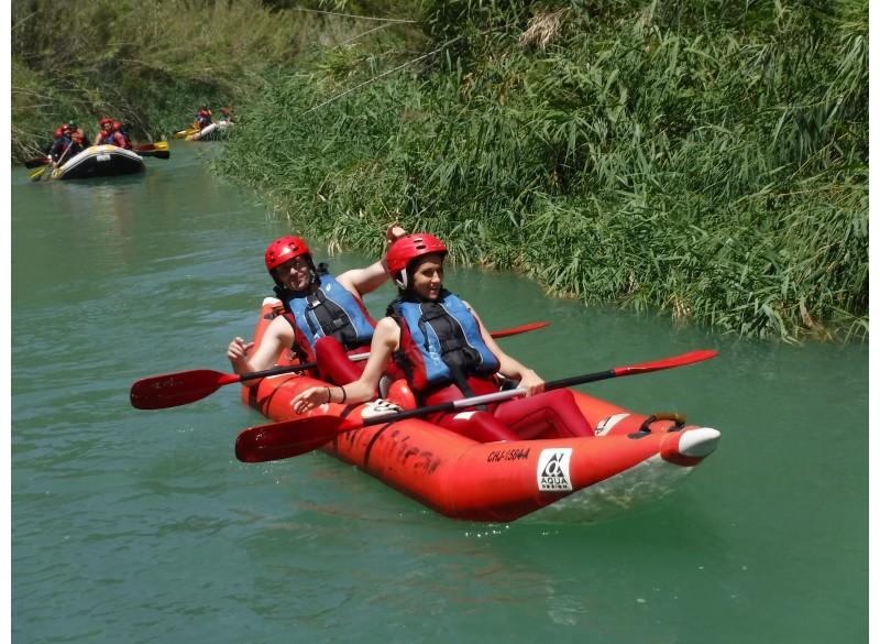 Canoa-Raft