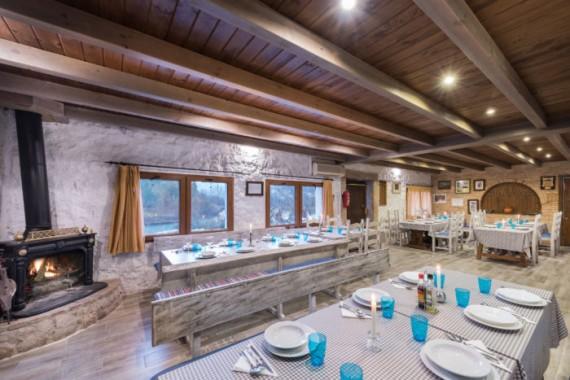 En nuestro restaurante podrás disfrutar de comida tradicional y totalmente casera